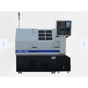 Gang type lathes